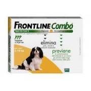 Merial Italia Frontline Combo spot on Cani da 2 a 10 kg (3 pipette)