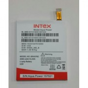 Intex Aqua Power Power HD Battery BR4076C 4000mAh
