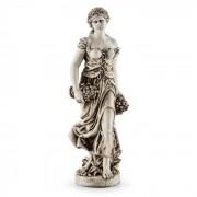 Blumfeldt Ceres, socha, ruční výroba, 1.2 m, sklolaminát-MgO, vzhled přírodního alabasteru