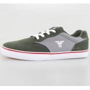 rövidszárú cipő férfi Guns N' Roses - FALLEN - Surplus Green/Cement Grey