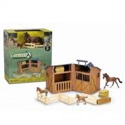 Grajd cu Animale si Accesorii Animal figurina