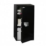Rolléco Coffre-fort HT anti-effraction – Capacité 135 litres A clé
