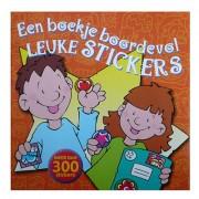 Stickerboek Een boekje boordevol leuke stickers