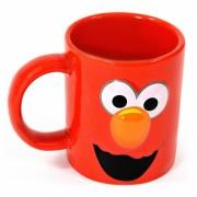 Sesamstraat mok Elmo
