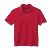 Coolmax® Polo Shirt, short sleeve, 46 - Red