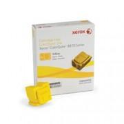 ORIGINAL Xerox ColorStix giallo 108R00956 ~17300 Seiten Solid Ink, pacco con 6 pezzi