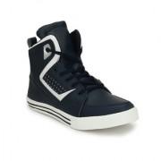 Server Jordano Look Hi-Ankle Navy Casual Boot Sneakers