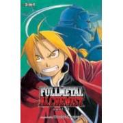 Fullmetal Alchemist 3-In-1 Volume 1
