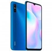 Celular Xiaomi Redmi 9a 32gb/2gb Ram 4g Bateria 5000 Mah-Azul