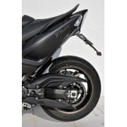 Yamaha T-MAX 530 (12-16) Rear Hugger: Gloss Black E730218110