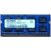 ELPIDA 2GB 2Rx8 PC3-106000S-9-10-F1 - EBJ21UE8BDS0-DJ-F