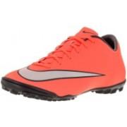 Nike MERCURIAL VICTORY V TF Football Shoes(Multicolor)