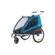 Bike Trailer Para 1 Ou 2 Bebes Thule Coaster