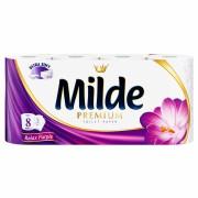 Milde Relax Purple Hartie igienica 3 straturi 8 role