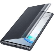 Samsung flipové pouzdro Clear View pro Galaxy Note10, černá EF-ZN970CBEGWW