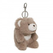 Gund Llavero Oso de Peluche Snuffles Stuffed Animal de Felpa Café 12cm Gund 4061323