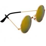 Vartika Round Sunglasses(For Boys & Girls)