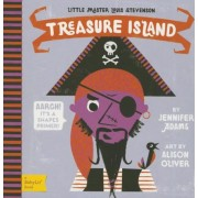 Treasure Island: A Babylit(r) Shapes Primer, Hardcover