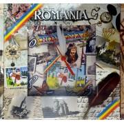 Suvenir ceas Romania