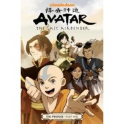 Avatar: The Last Airbender - The Promise Part 1, Paperback