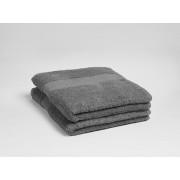Yumeko Handdoeken dark grey 50x100 - 2 st