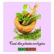 Ceai din plante ecologice pentru imunitate Ecoimun 150g