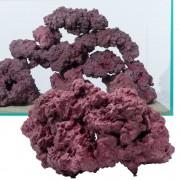 Rocas de arrecife artificiales para acuarios marinos - Set 25 kg, para acuarios de 100 -120 cm