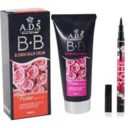 ADS BB Cream with Sketch Pen Eyeliner (Set of 2)
