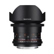 SAMYANG Obiettivo 14mm T3.1 ED AS IF UMC VDSLR II x Canon Lens