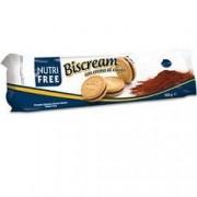 Nt Food Nutrifree Biscream Con Crema Al Cacao 125 G