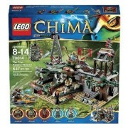 Lego Lego 70014 Chima Chima Wani Tribe / Retreat Fortress The Croc Swamp Hideout Foreign Direct Goods · Parallel Import Goods