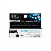 Ardell LashTite Dark Adhesive 3,5 g černé lepidlo na trsové řasy pro ženy