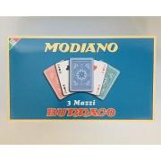 MODIANO Carte Da Gioco Burraco 3 Mazzi