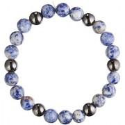 Zorbitz Lucky Magnetic Bracelet Blue Sodalite