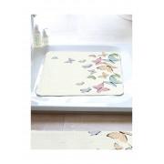 Kleine Wolke Antislipmat voor de douche, ca. 55x55 cm Kleine Wolke multicolour