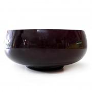Vaso Decorativo de Vidro Roxo Ref-012740024