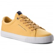 Гуменки PEPE JEANS - New North Basic PMS30420 Ochre Yellow 097