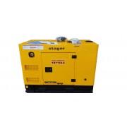 Generator de curent, diesel Stager YDY15S-E