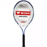 Детска тенис ракета Junior 2500 - Blue Black, WISH, 2810150051