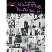 Hal Leonard The Rolling Stones: Exile On Main Street
