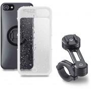 SP Connect Moto Bundle iPhone 8/7/6s/6 Montaje para smartphone Negro un tamaño