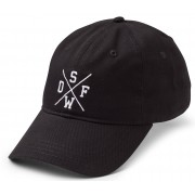 State Of Wow Rexdale Youth Baseball Keps, Black