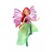 Papusa Winx Sirenix Magic Flora, 3 ani+