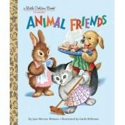Animal Friends, Hardcover