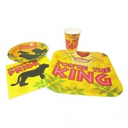 Lion Cub Standard Party Packs (For 16 Guests)