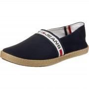 Tommy Jeans Tape Summer Herren Schuhe blau Gr. 41,0