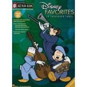 Various Authors Disney favorites: Jazz Play-Along Volume 93