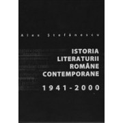 Istoria literaturii romane contemporane (1941-2000).