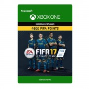 xbox one fifa 17 ultimate team fifa points 4600 digital