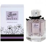 Gucci Flora by Gucci – Generous Violet eau de toilette para mujer 50 ml